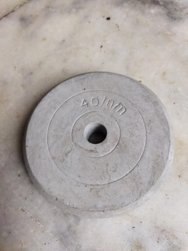 Circular- 40mm Beam/Column
