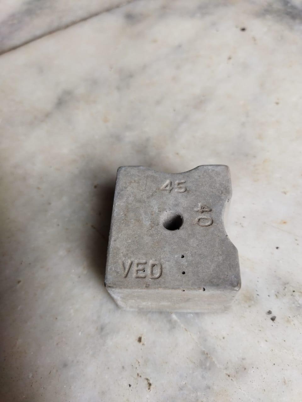 Square 40/45mm Slab/Beam/Raft